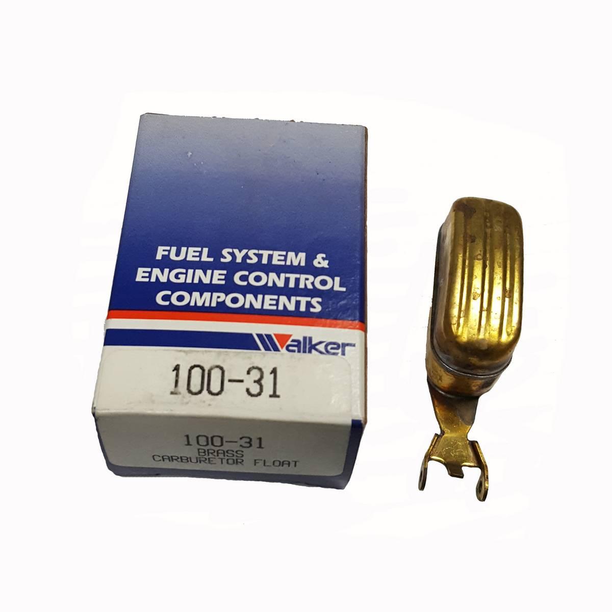 Walker Products 100-11 Carburetor Float